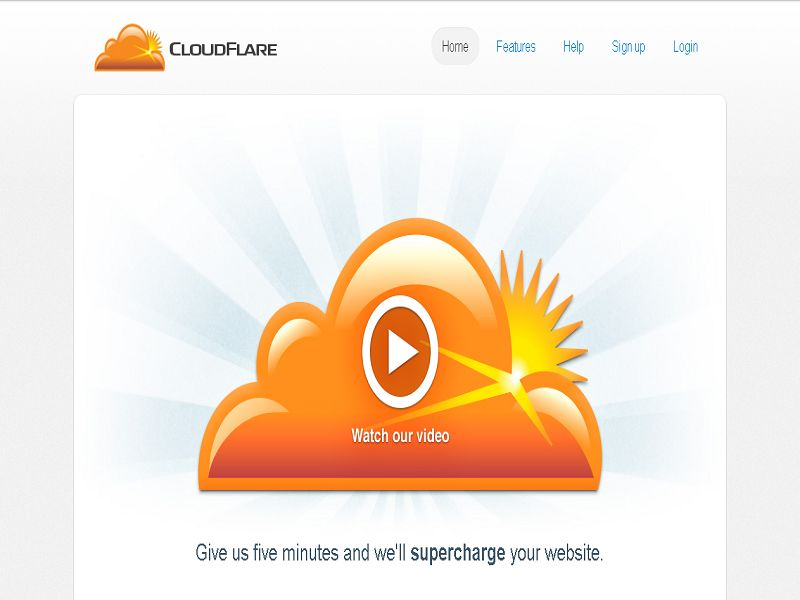 041 - 'Home I CloudFlare I The web performance & security company' - www_cloudflare_com